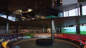 Video «Teures Fifa-Museum: Wirtschaftlichkeit ist in Frage gestellt » abspielen