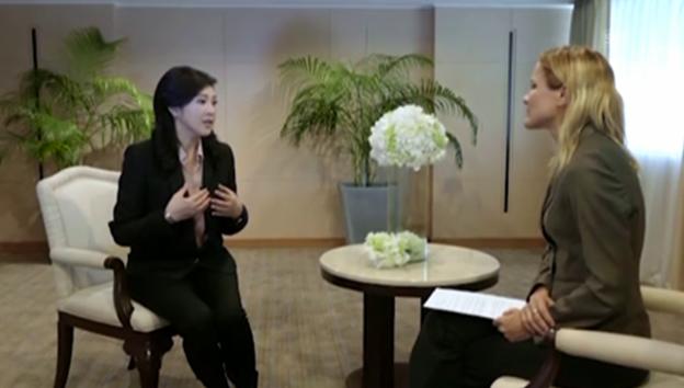 Video «Yingluck Shinawatra: «Jetzt komme ich zurück»» abspielen