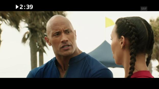 Video «Filmstart diese Woche: «Baywatch»» abspielen