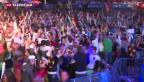 Video «Wenn ein ganzes Land feiert» abspielen