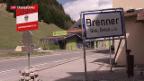 Video «Maschendrahtzaun gegen Flüchtlinge» abspielen