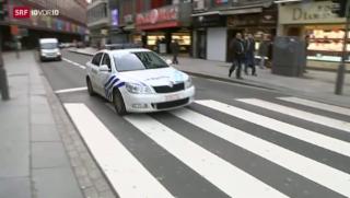 Video «Anti-Terroreinsatz in Belgien: 13 Festnahmen» abspielen