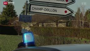 Video «Unruhen im Genfer Gefängnis Champ-Dollon» abspielen