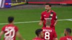 Video «Mehmedi trifft bei Leverkusen-Sieg gegen den BVB» abspielen