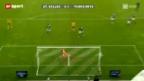 Video «Fussball: SL, St. Gallen - Young Boys» abspielen