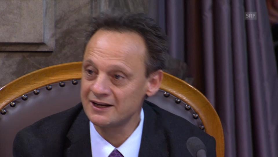 CVP-Ständerat Engler: «Integration gelingt am besten vor Ort»