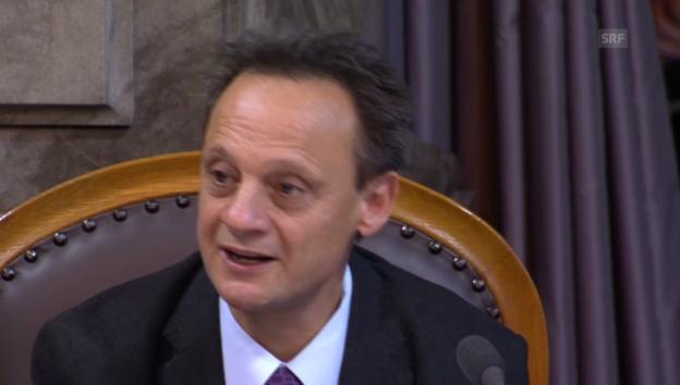 Video «CVP-Ständerat Engler: «Integration gelingt am besten vor Ort»» abspielen