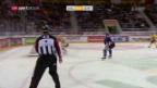 Video «Biel schlägt Genf und steht in den Playoffs» abspielen