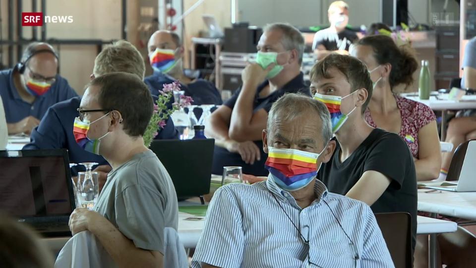 Grüne Partei fasst Parolen und lanciert Klima-Initiativen