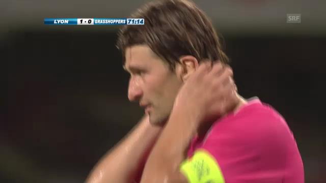 Highlights Lyon - GC («sportlive»)