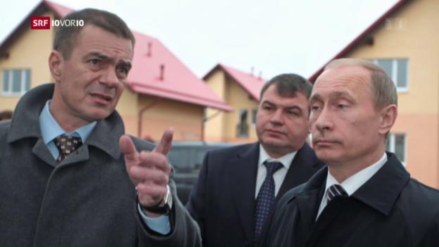 Video «Niederlassungsewilligungen für reiche Russen» abspielen