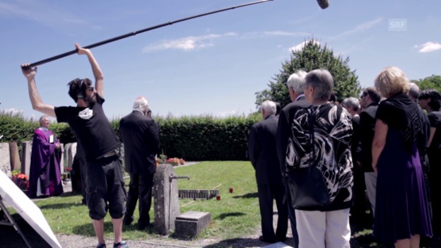 Video «Making-of, Teil 1: Der Dreh» abspielen