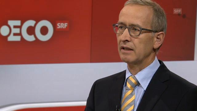 Michael Ambühl zu den Verhandlungen im US-Steuerstreit