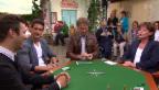 Video «Jass-Spiel mit Monika Fasnacht» abspielen