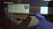 Video «Herkunftsforschung im Berner Kunstmuseum» abspielen