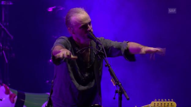 Video «Travis - das ganze Konzert vom Gurten 2016» abspielen