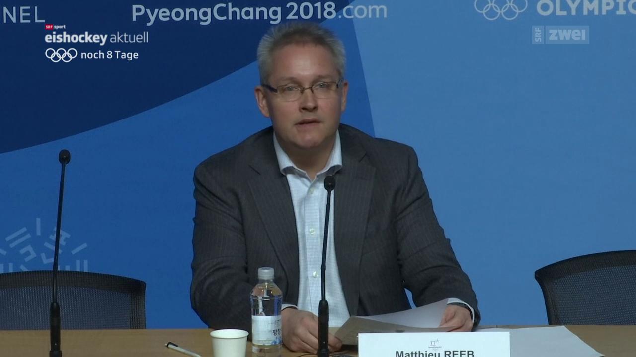 Russische Sportler nun doch an Olympia?