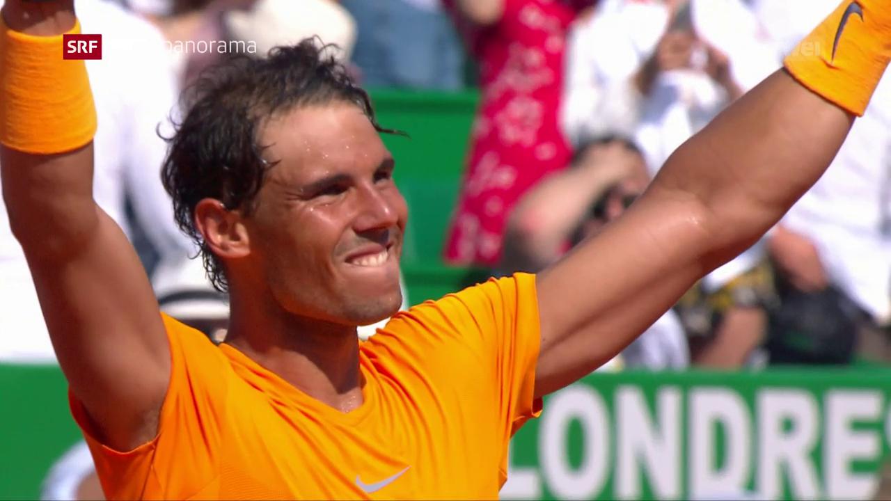 Nadal bleibt Weltnummer 1