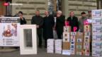 Video «Unterschriften für zwei Referenden eingereicht» abspielen