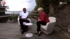 Video «Usain Bolt im Gespräch («sportlounge»)» abspielen