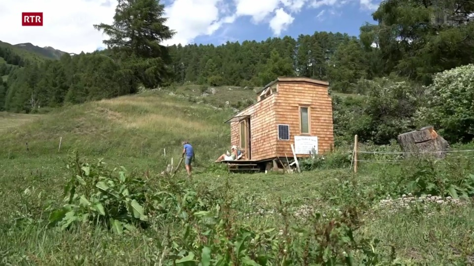 Tiny-House, viver sin surfatscha pitschna è el trend