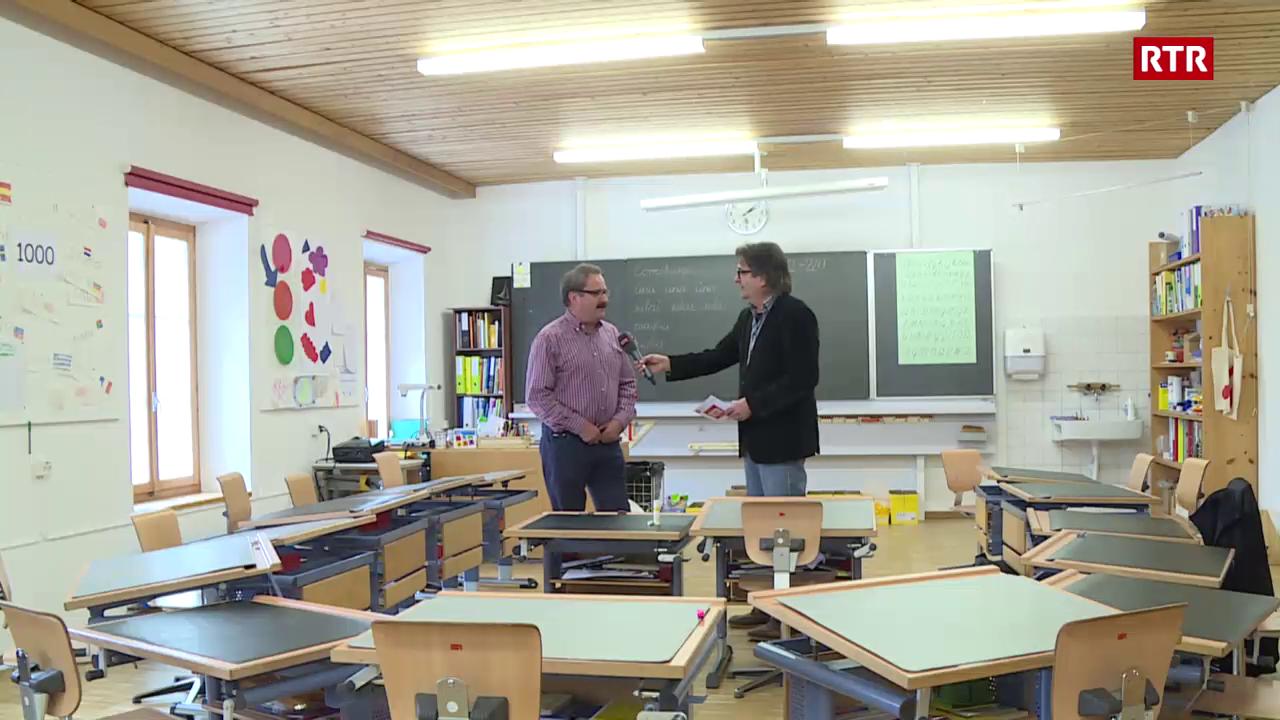 Co vinavant cun las scolas en Engiadina Bassa e Val Müstair?