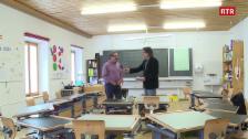 Laschar ir video «Co vinavant cun las scolas en Engiadina Bassa e Val Müstair?»