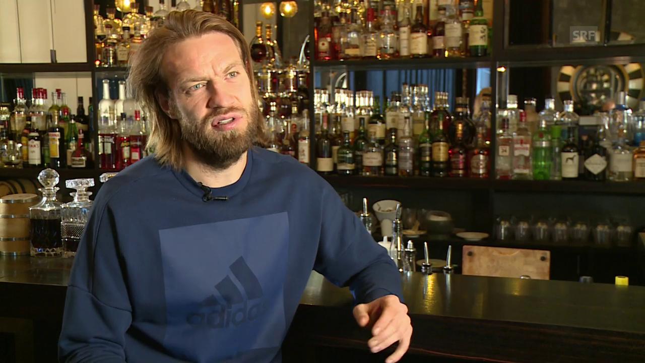Lettlands Captain Kaspars Gorkss im Porträt