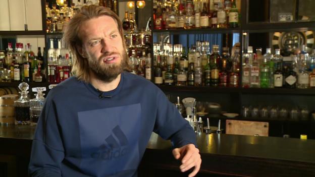 Video «Lettlands Captain Kaspars Gorkss im Porträt» abspielen