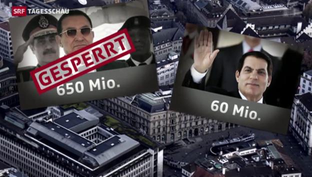 Video «Über eine Milliarde Franken blockiert» abspielen