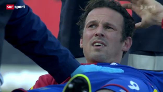 Video «Lausanne - FC Basel («sportpanorama»)» abspielen