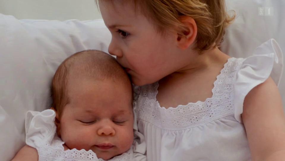 Estelle und Leonore: Die süsseste Geheimwaffe der Monarchie