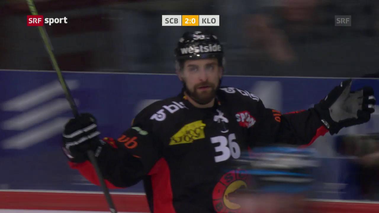 Bern siegt gegen Kloten mit 2:0
