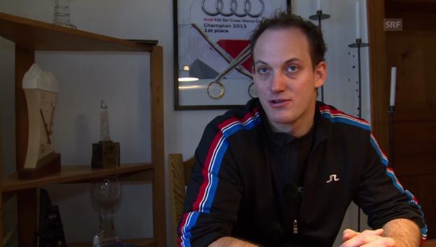 Video «Folge 2: Skicrosser Alex Fiva» abspielen