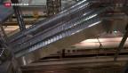 Video «Bahnstreik in Deutschland endet Samstag» abspielen