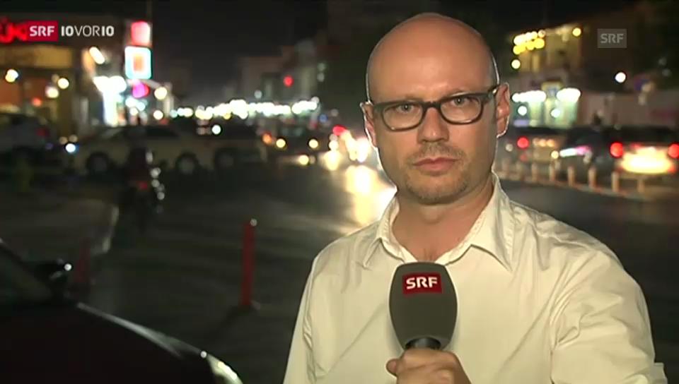 Pascal Weber: Ohne Bodentruppen kommt man der IS nicht bei