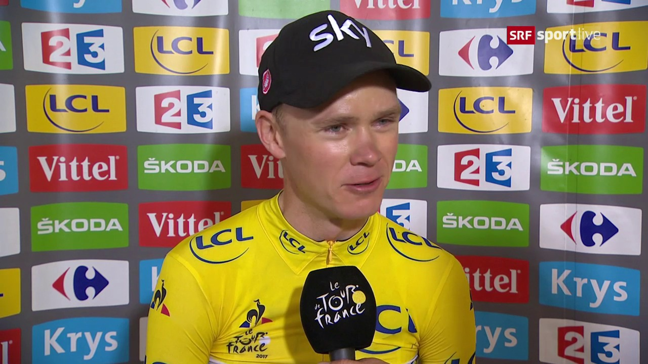 Froome: Party nach 4. Tour-Sieg