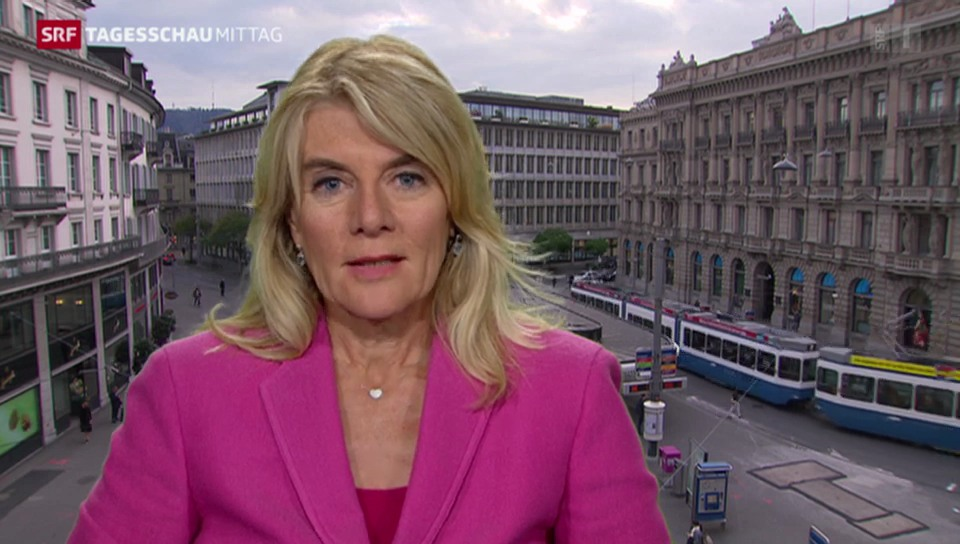 Einschätzungen von SRF-Wirtschaftsredaktorin Marianne Fassbind