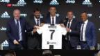 Video «Ronaldo bei Juve» abspielen