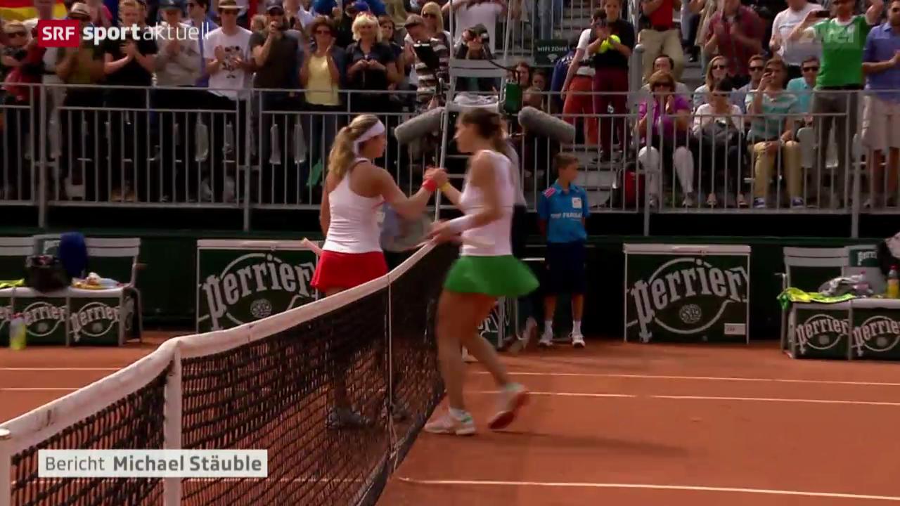 Tennis: French Open in Paris