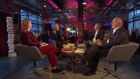 Video «Petrowskaja, Yates, Hänny, Leo und Muschg» abspielen