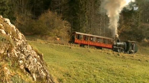 Video «Mountains of Switzerland: The Rigi» abspielen