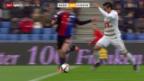 Video «Fussball: Basel - Luzern» abspielen