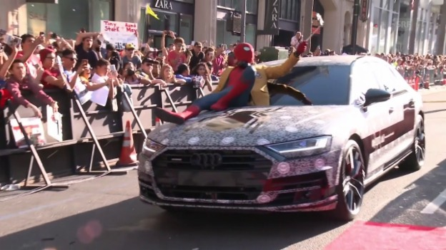Video «55 Jahre Spider-Man» abspielen