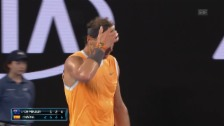 Link öffnet eine Lightbox. Video Die 6 Nadal-Matchbälle im Schnelldurchlauf abspielen
