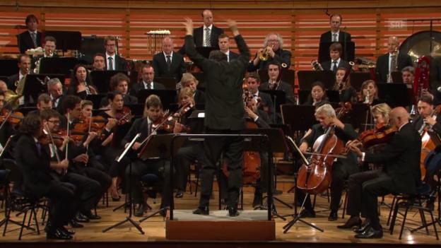 Video «Lucerne Festival: Andris Nelsons dirigiert Mahlers 5. Sinfonie» abspielen