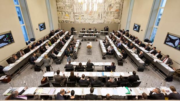 Die Kommissionen geben die Stossrichtung (29.8.2014)