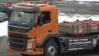 Video «Meilenstein in der Fahrzeugtechnologie» abspielen