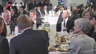 Video «Aufruhr in Trumps Team» abspielen