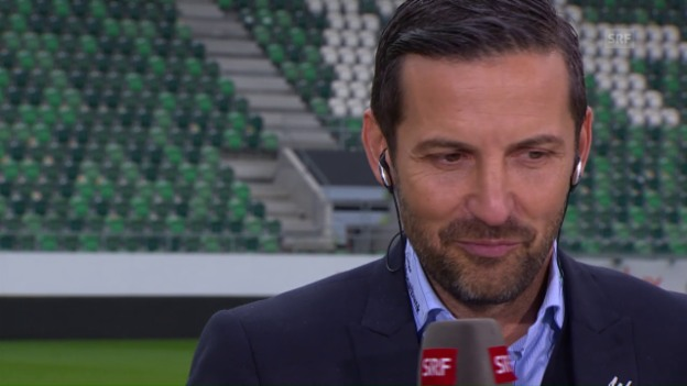 Video «Zinnbauer analysiert das FCSG-Debakel» abspielen